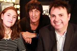 Voice Builder Gary Catona with host Sandro Monetti on Actors E Chat