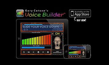 Gary Catona Voice Builder App