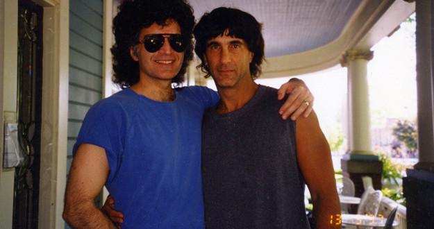 Gary Catona and Gino Vannelli