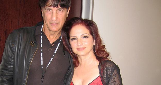 Gary Catona and Gloria Efstan