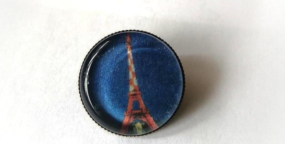 Broche Paris Tour Eiffel