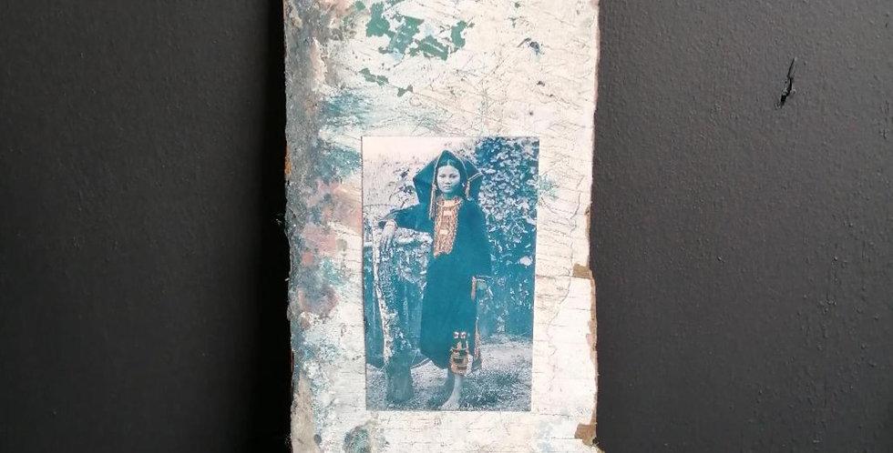 Tableau Vintage Boheme
