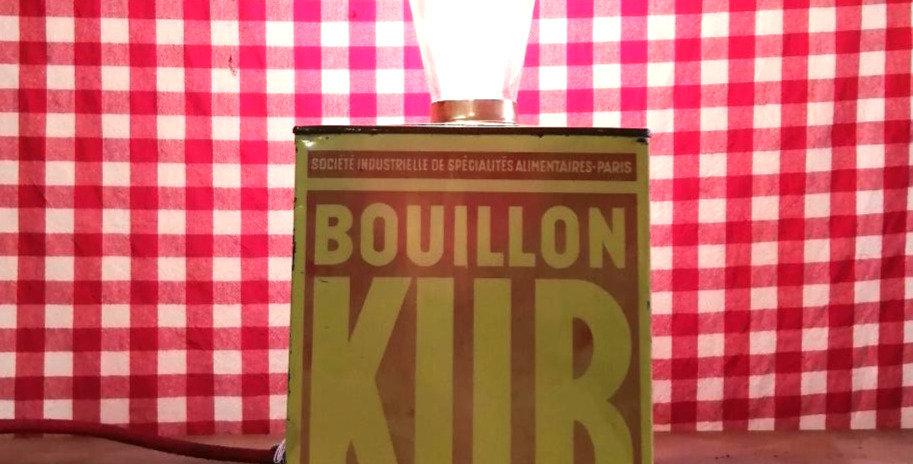 Lampe Bouillon Kub