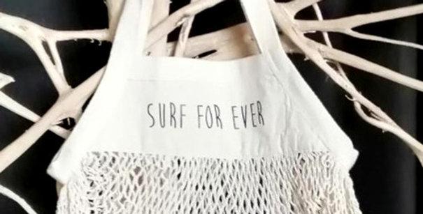 Sac Filet SURF beige