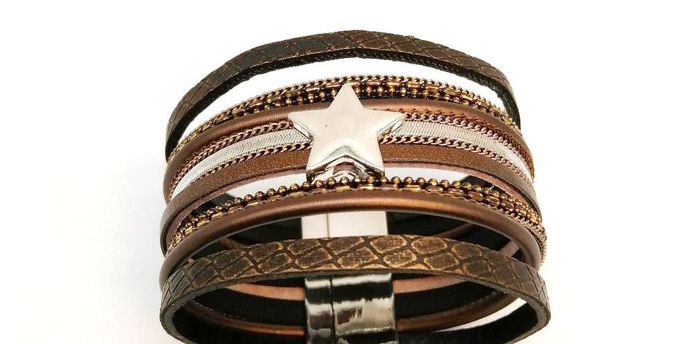 Bracelet Rockstar Choco