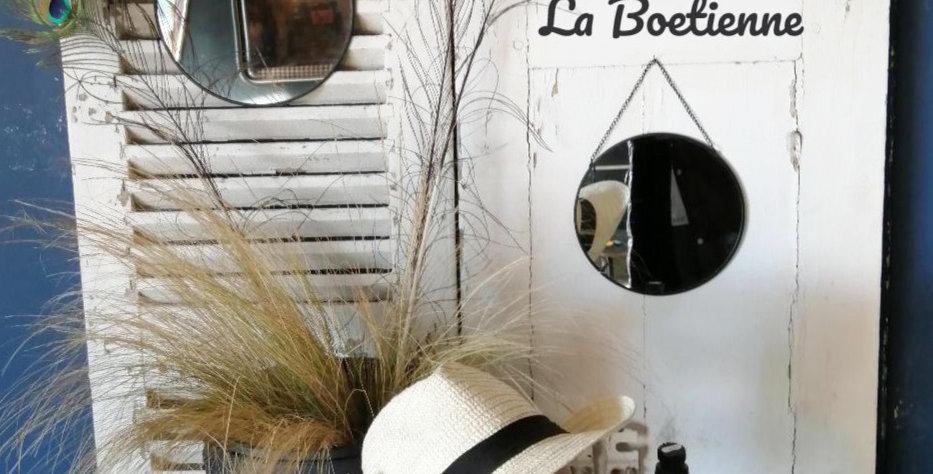 Miroir Rond Marcel