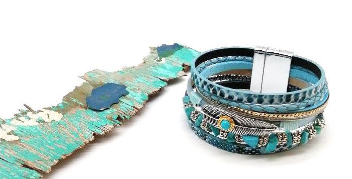 Bracelet Ibiza Turquoise