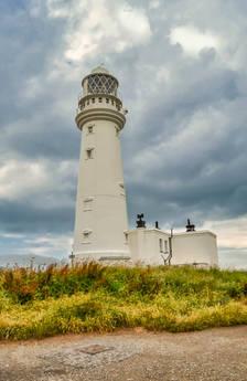Flambrough lighthouse