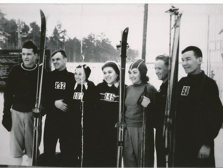 Лыжный спорт в Красноуфимске