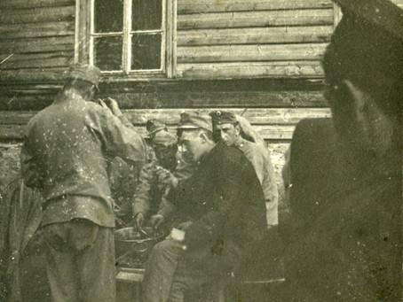 История Красноуфимского уездного военкомата в архивных документах