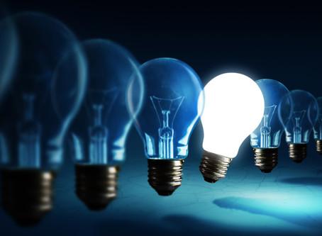 Информирование пользователей сайта о преимуществах энергоэффективного освещения