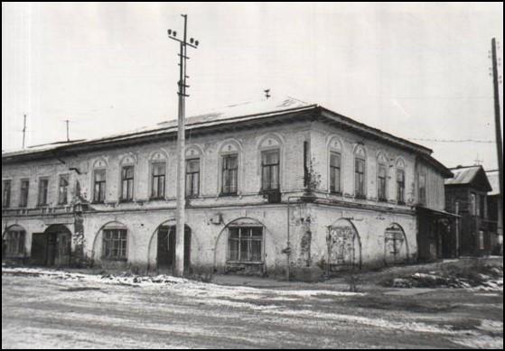 Здание архива в Красноуфимске, 1993 год