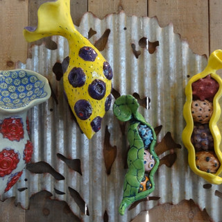 Ceramic Sculpture by Rachel Dorn