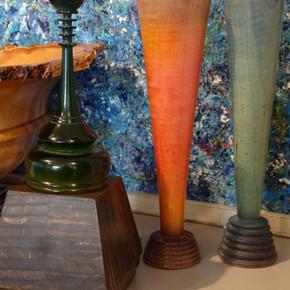 Wood Sculpture by John Barany