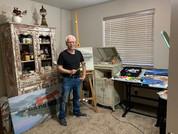 Paul Henderson - In the Studio