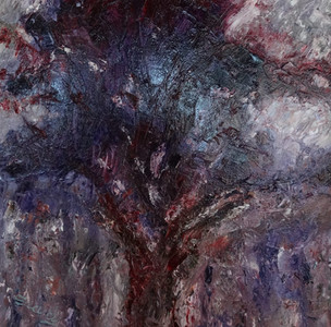 Plum Tree 10x10 Oil