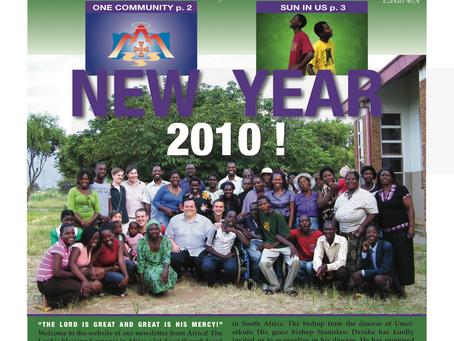 Lourdes Mission, Newsletter #3