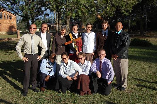 Koinonia John the Baptist community in South Africa