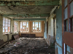 Inside the old convent