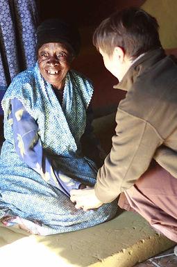 Lourdes Mission visit