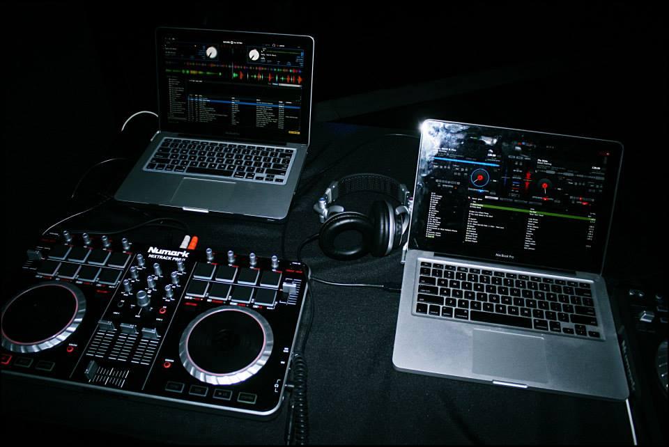 DJ set up Nashville