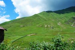 Ushguli Hills