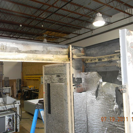 Sound enclosure repairs 2.JPG