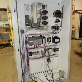 Machine partially assembled, ebox.jpg