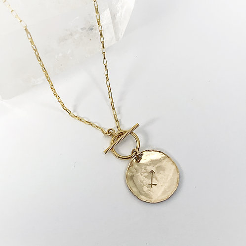 -ZODIAC- NECKLACE