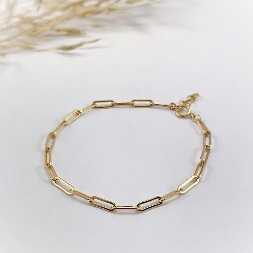 -KEELEY- Link Bracelet