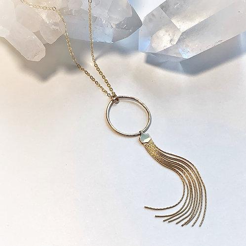 -FRINGE- Necklace