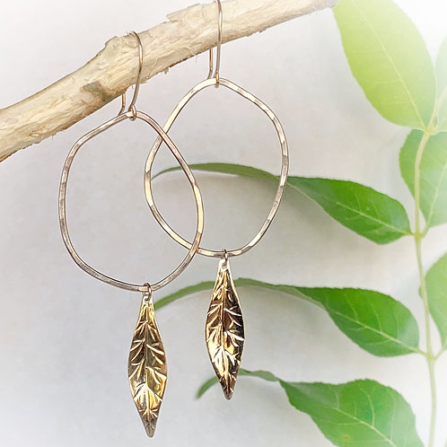 -BOTANICAL HOOPS-