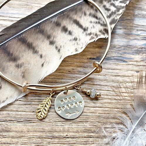'Free Spirit' Expandable Bracelet