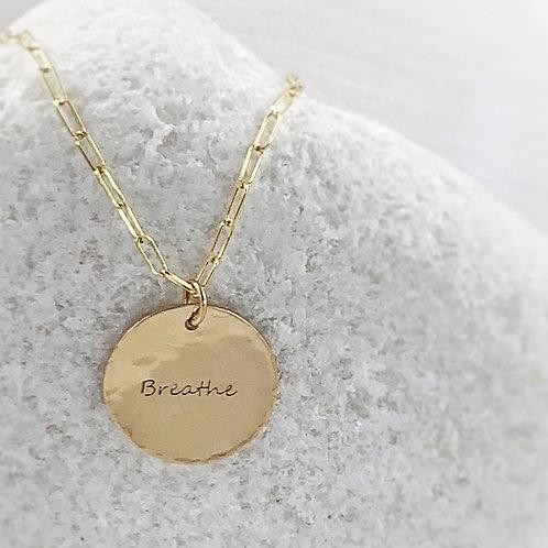 -BREATHE- Necklace