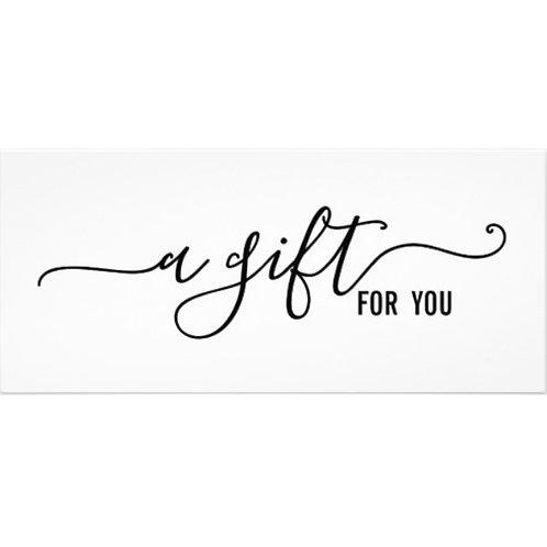 Sattva Gift Certificate