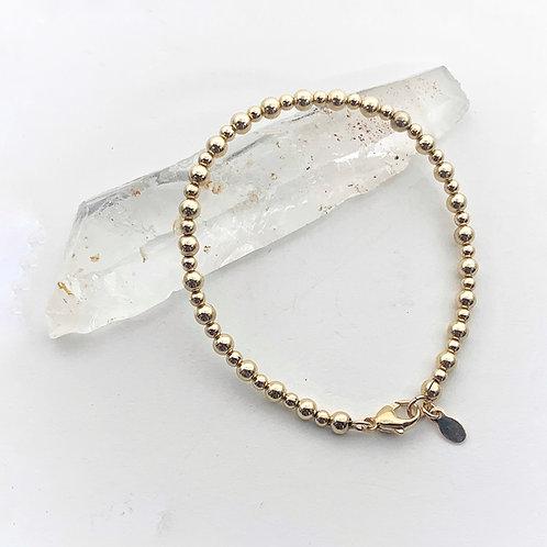 -AJU- Beaded Bracelet