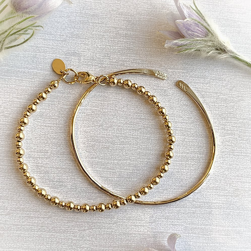 AJU + Bangle Set