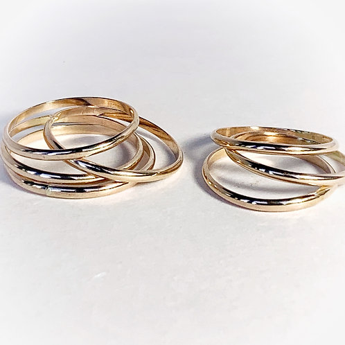 -SIMPLE STACKING RINGS-
