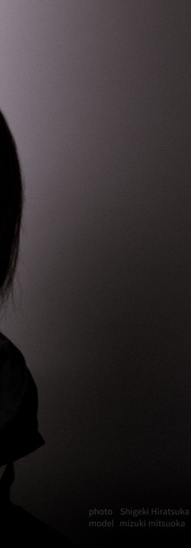 Model  Mizuki Mitsuoka