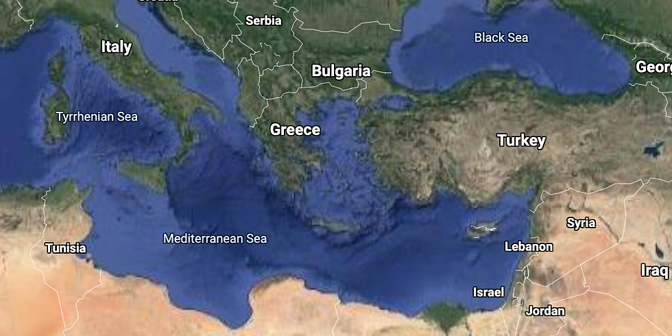 "SPGH Series ""In Search of a Modern Greek Identity"": Geopolitical Dimensions"