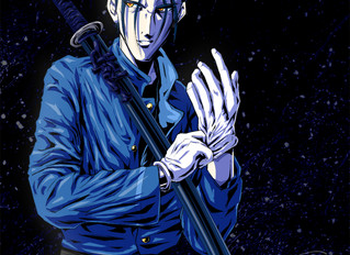 [Fanart] The Wolf Among Us (Saitou Hajime of Rurouni Kenshin)