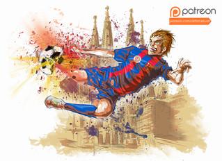 【Art】FC Barcelona