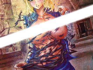 "【Fanart】""Free At Last"" (C-18 of Dragon Ball Z)"