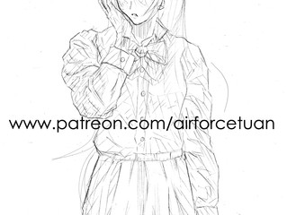 【ANGEL DUST】New artbook in the making