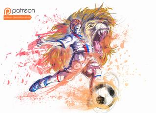 【Art】Olympique Lyonnais
