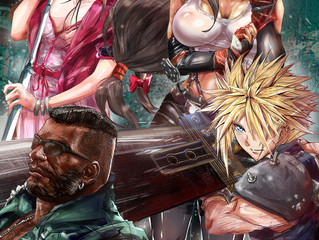 [Fanart] Supreme Team (FFVII)