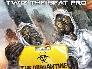 【Hip-Hop】The Quarantine (GOD Pt.3 x Twiz The Beat Pro)