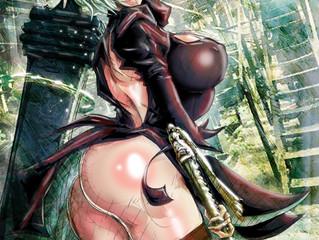 """【ECCHI // Fanart】""""Raise Your Sword"""" (YoRHa B2 of NieR : Automata)"""