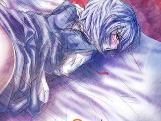 """【Hentai//Fanart】""""Doggystyle"""" (Rei of Evangelion)"""