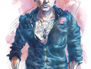 "【Artwork】""Slow Ya Roll"" (Chester Bennington of Linkin Park)"